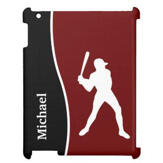 Baseball Monogram iPad Case
