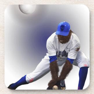 Baseball Monster Wolf Animal Coaster