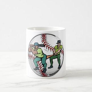 Baseball Coffee Mugs