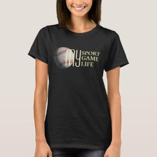Baseball My Sport Game Life T-Shirt