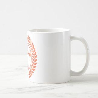 Baseball Olive Branch and Star Coffee Mugs