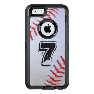 Baseball Otterbox case