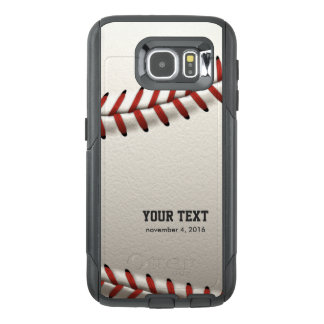 Baseball OtterBox Samsung Galaxy S6 Case