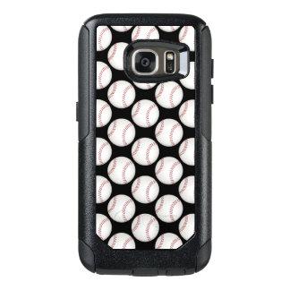 Baseball Pattern | Cool Sport Gifts OtterBox Samsung Galaxy S7 Case