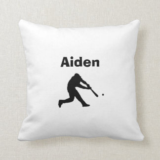 Baseball Personalized Pillow