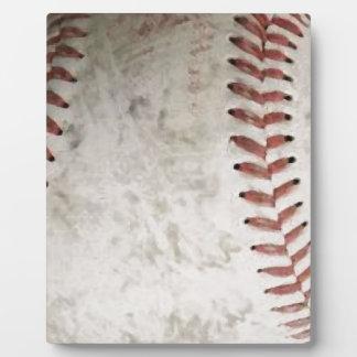 Baseball Photo Plaques