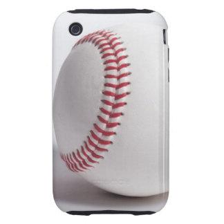 BASEBALL PHOTO PRINTED iPhone 3 TOUGH CASE