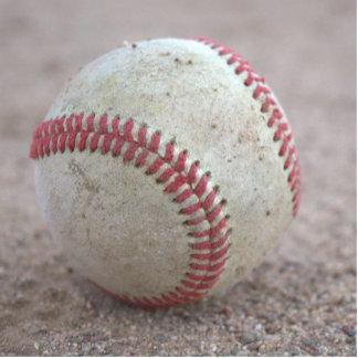 Baseball Photo Sculpture Decoration