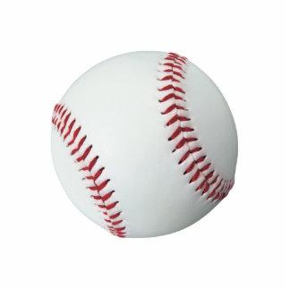 Baseball - photo sculpture