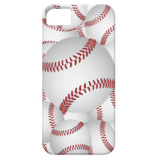 baseball pile barely there iPhone 5 case