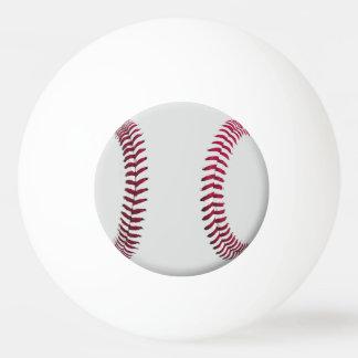 Baseball Ping Pong Ball