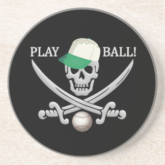 Baseball Pirate coaster