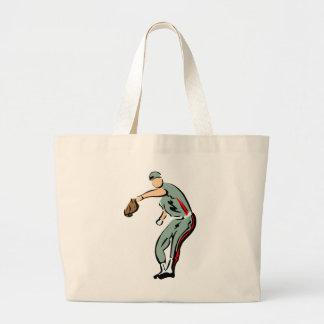 Baseball Pitcher Bag