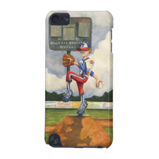 Baseball Pitcher on Mound by Jay Throckmorton iPod Touch 5G Covers