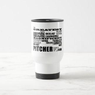 Baseball Pitchers Greatest Pitcher Coffee Mug