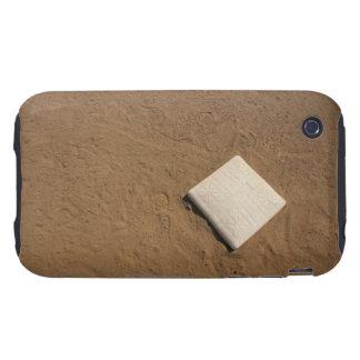 Baseball Plate iPhone 3 Tough Covers