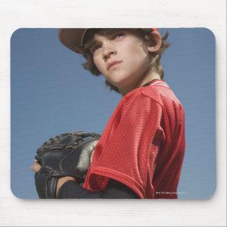 Baseball player 2 mouse mat