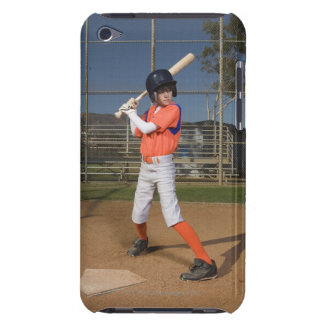Baseball player 3 barely there iPod cover