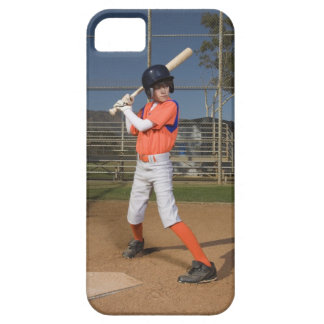 Baseball player 3 iPhone 5 case