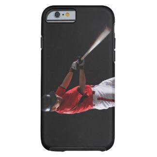 Baseball player about to hit the ball tough iPhone 6 case