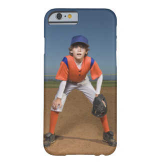 Baseball player barely there iPhone 6 case
