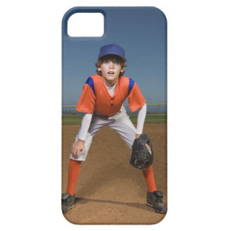 Baseball player case for the iPhone 5
