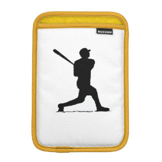 Baseball Player iPad Mini Sleeve