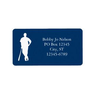 Baseball Player Labels