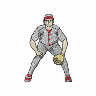 Baseball Player Polo