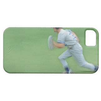 Baseball Player Running to Base Barely There iPhone 5 Case