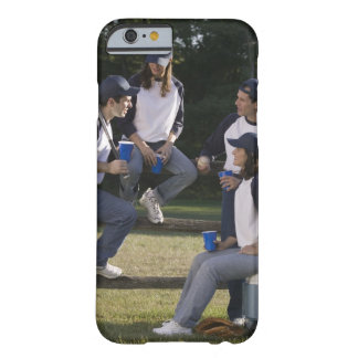 Baseball players barely there iPhone 6 case