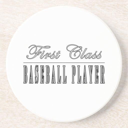 Baseball Players : First Class Baseball Player Coasters