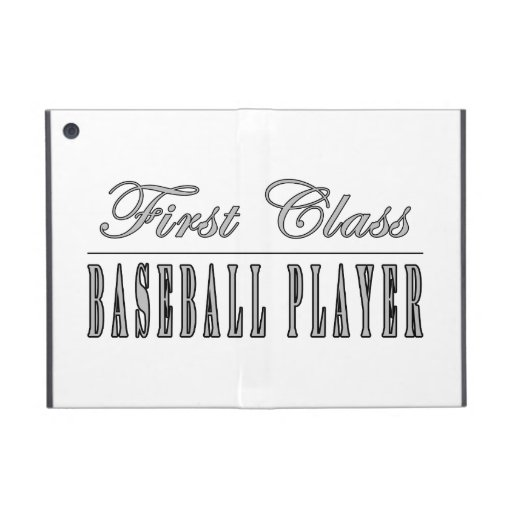 Baseball Players : First Class Baseball Player Cover For iPad Mini