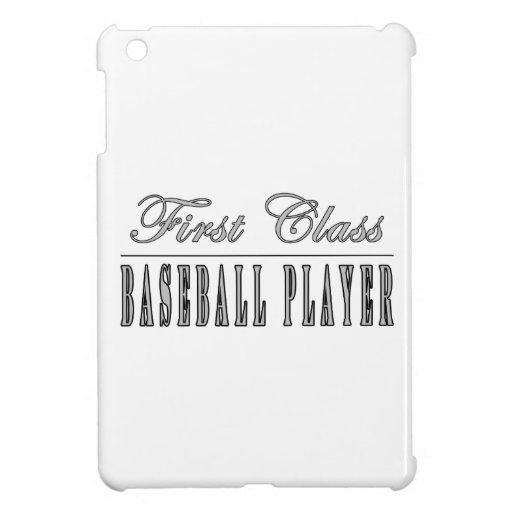 Baseball Players : First Class Baseball Player iPad Mini Cover