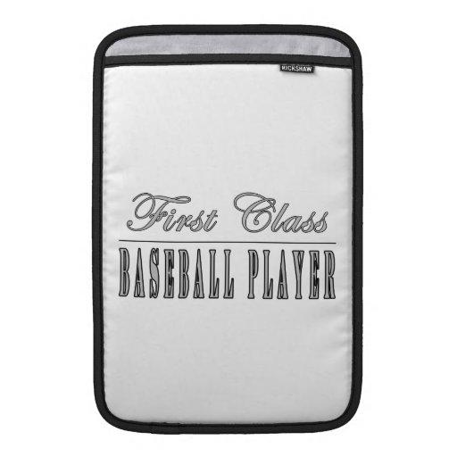 Baseball Players : First Class Baseball Player Sleeve For MacBook Air