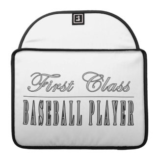 Baseball Players First Class Baseball Player Sleeves For MacBook Pro