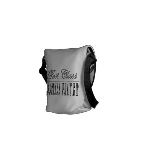 Baseball Players : First Class Baseball Player Courier Bags