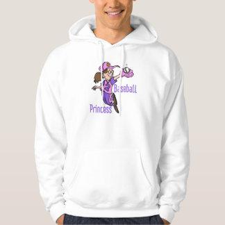 Baseball Princess T shirts and Gifts