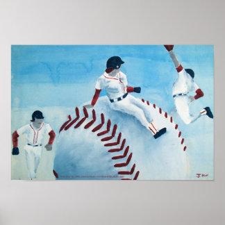 Baseball Print