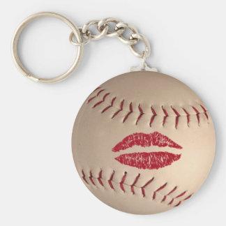 Baseball products key ring