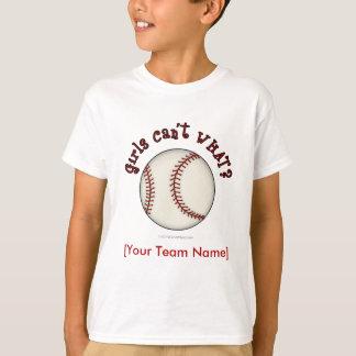 Baseball-Red T-Shirt