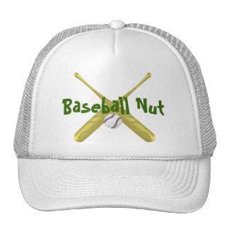 Baseball rocks mesh hat