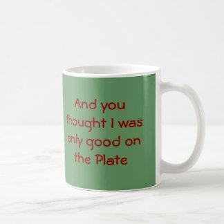 Baseball rocks classic white coffee mug