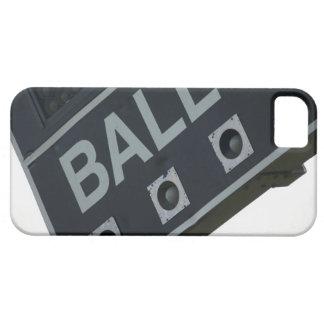 Baseball scoreboard 2 iPhone 5 cover