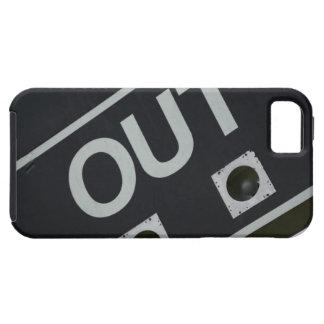 Baseball scoreboard iPhone 5 case