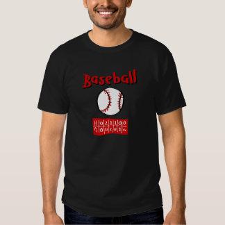 Baseball & Scoreboard Tshirts