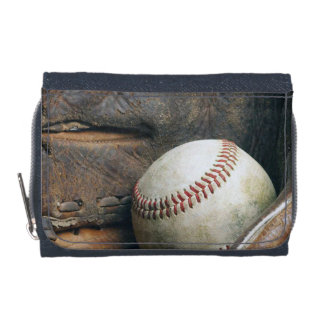 Baseball Series Wallets