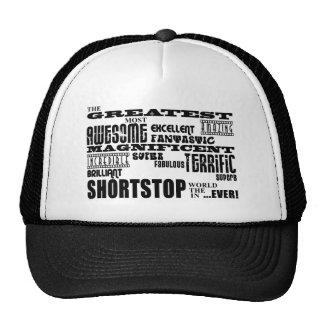 Baseball Shortstops Greatest Shortstop Trucker Hats