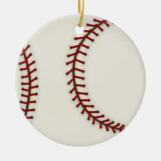 Baseball-Sky Christmas Ornament