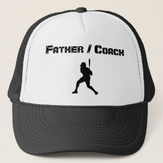 Baseball / Softball Coach Hat for the Father